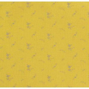 franceduvalstalla-double-gaze-fleurs-argent-jaune