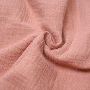 prettymercerie-tissu-double-gaze-de-coton-rose-vieilli